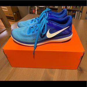 Blue Ombre Nike Shoes   Poshmark